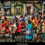 Native Crafts in Bolivia